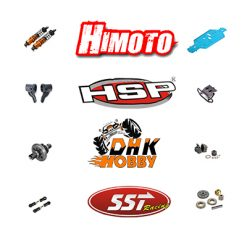 RC Parts By Brands